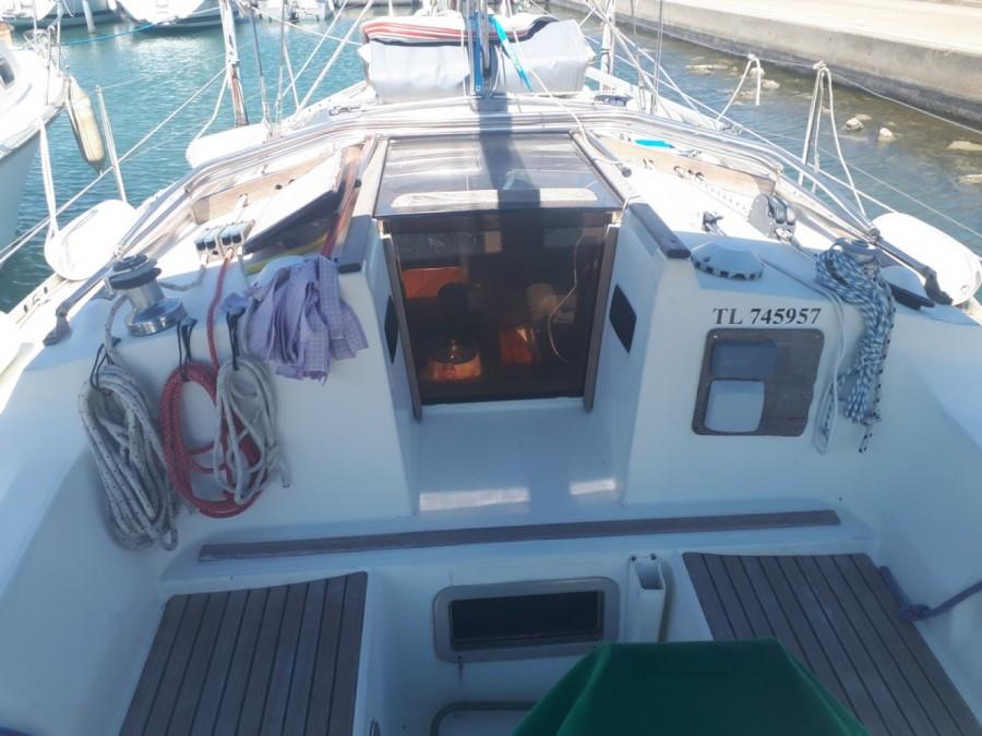 BENETEAU OCEANIS 350 - 5