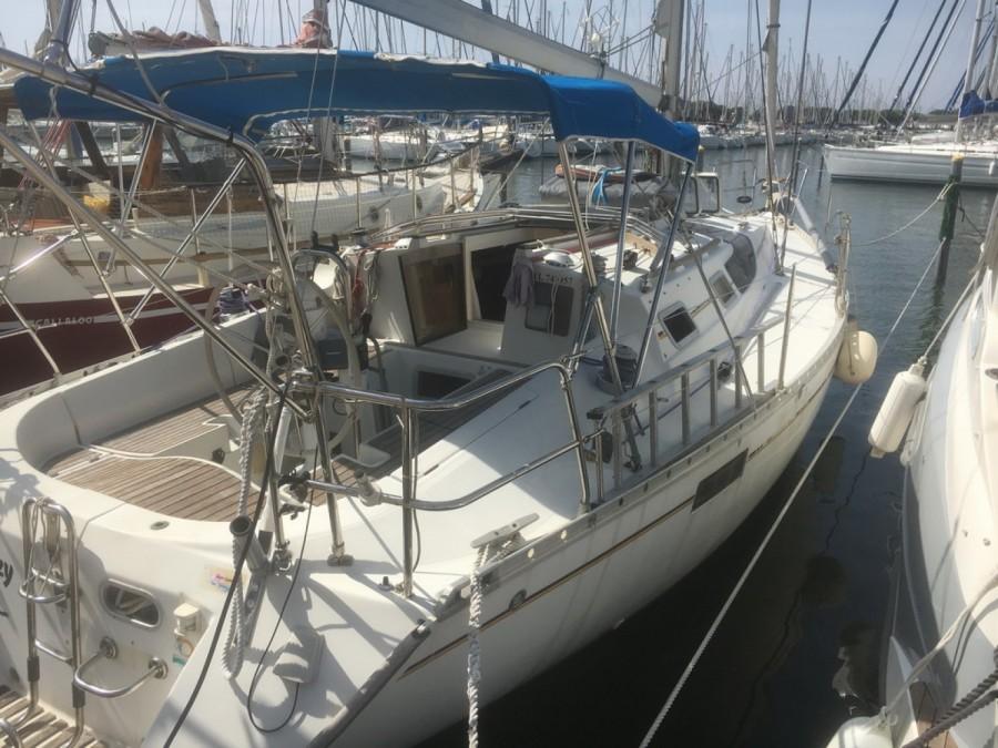BENETEAU OCEANIS 350 - 8