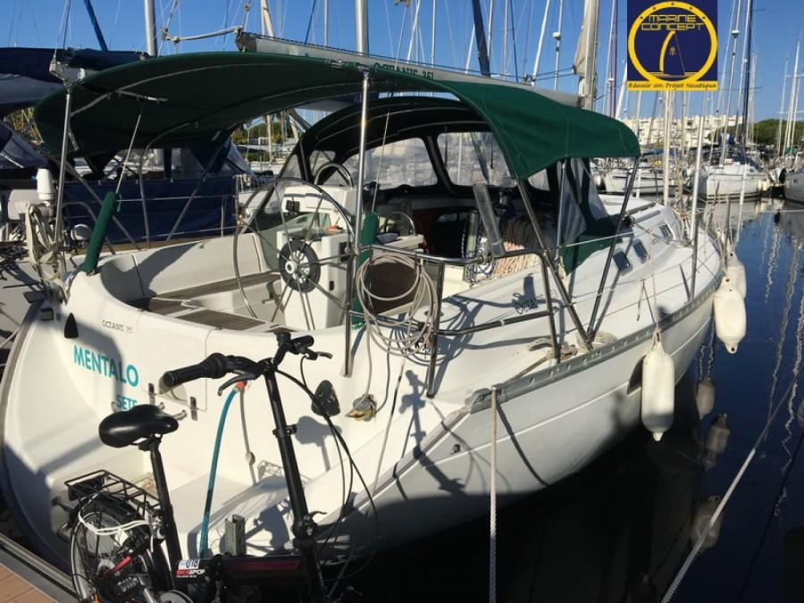 BENETEAU OCEANIS 351 CLIPPER - 1