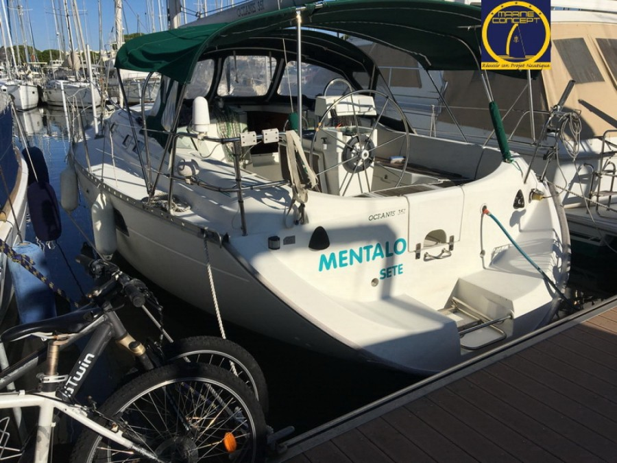 BENETEAU OCEANIS 351 CLIPPER - 2