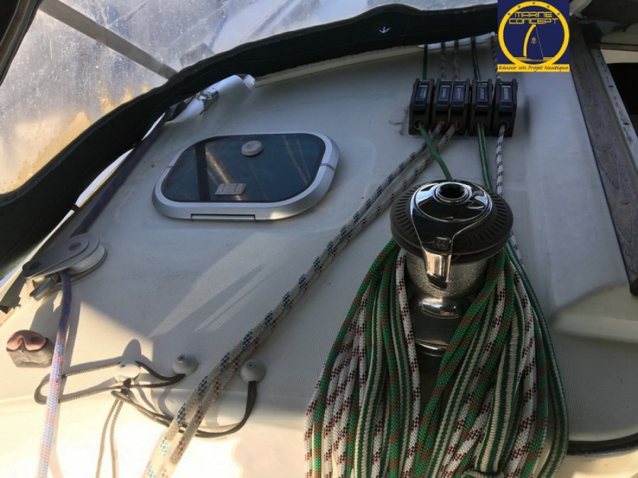 BENETEAU OCEANIS 351 CLIPPER - 6