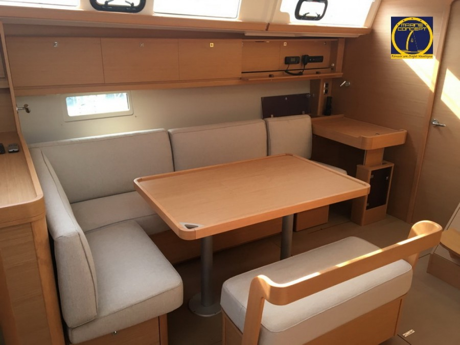 DUFOUR 460 GRAND LARGE - 3