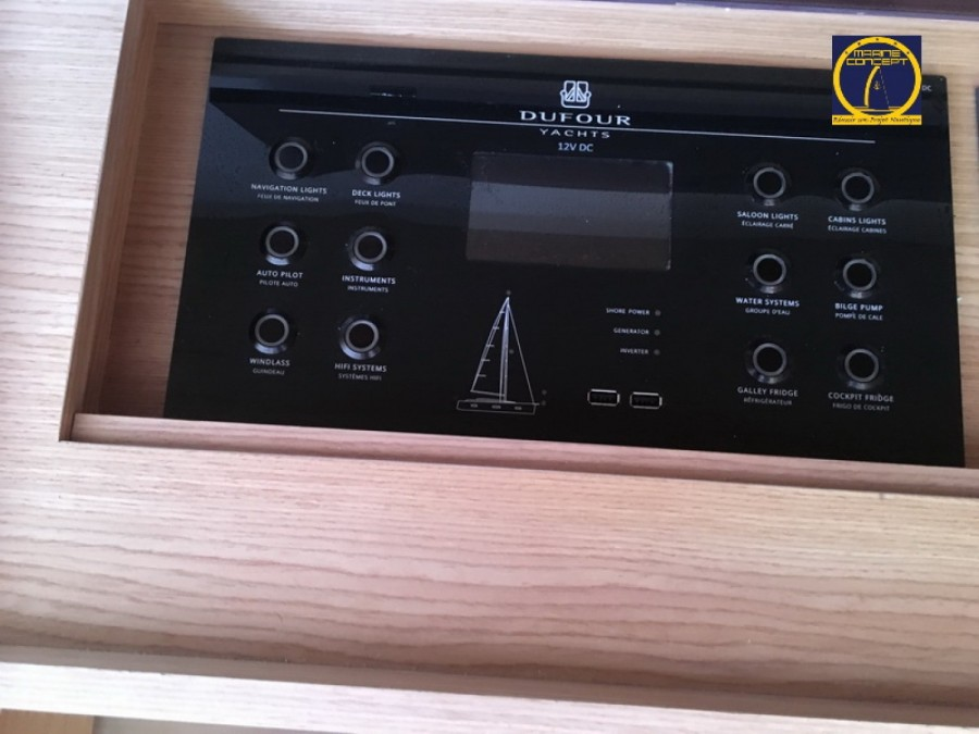 DUFOUR 460 GRAND LARGE - 12