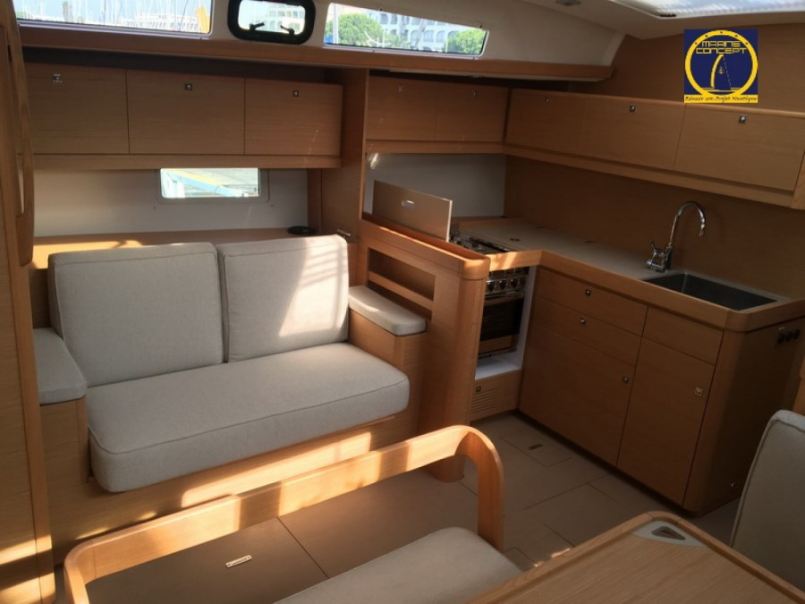 DUFOUR 460 GRAND LARGE - 24