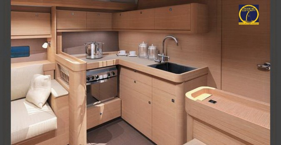 DUFOUR 460 GRAND LARGE - 8