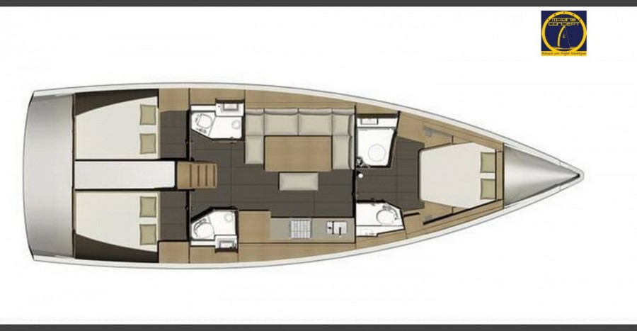 DUFOUR 460 GRAND LARGE - 6
