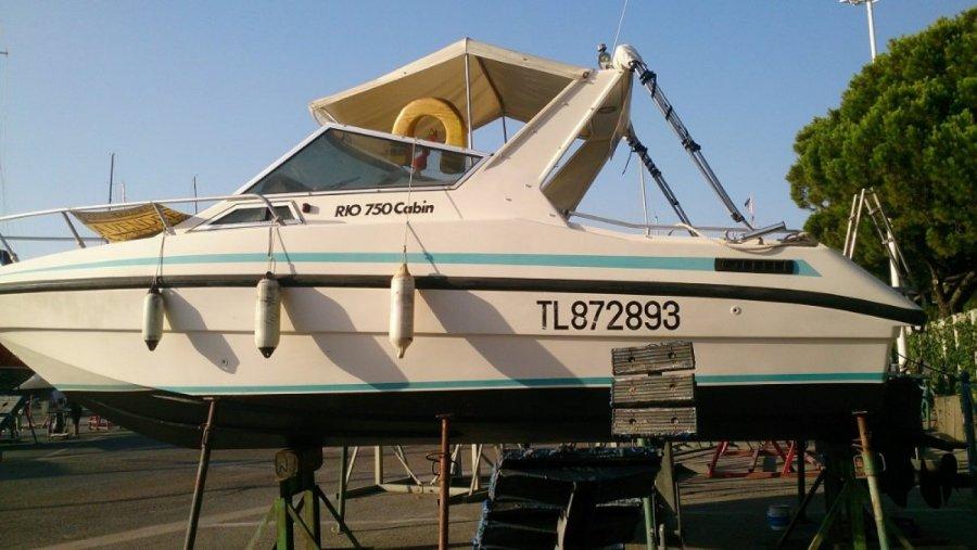 RIO 750 CABIN - 8