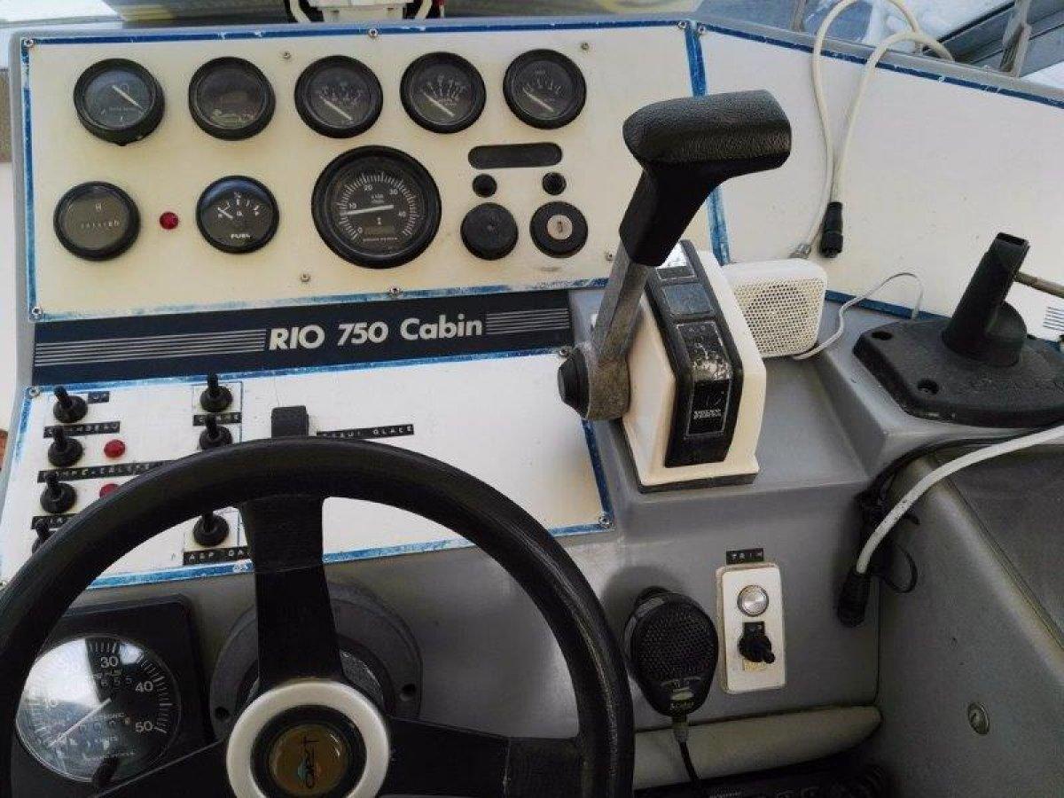 RIO 750 CABIN - 14